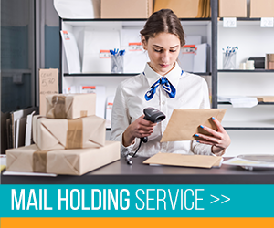 Mail Holding Service